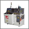 Vollautomatische Aluminiumkreissäge GAA-350-90° CNC mit Bohreinheit. Erhältlich bei Ritke, dem Partner für maßgeschneiderte Sägelösungen aus Steinau.