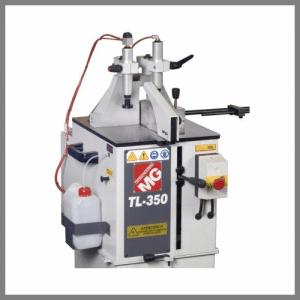 Die TL-350-SA ist eine manuelle Tischkreissäge. Erhältlich bei Ritke, dem Partner für maßgeschneiderte Sägelösungen aus Steinau.