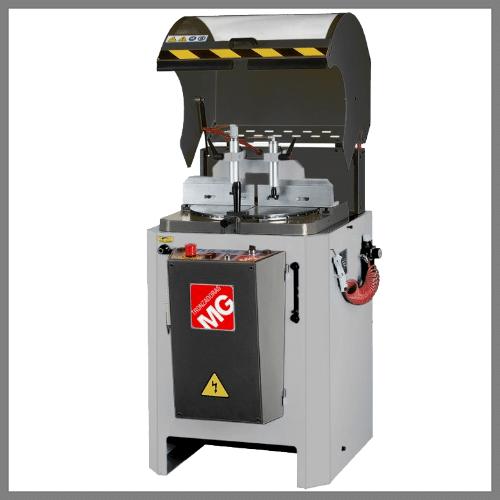 Halbautomatische Kreissäge TLG-352-A. Erhältlich bei Ritke, dem Partner für maßgeschneiderte Sägelösungen aus Steinau.
