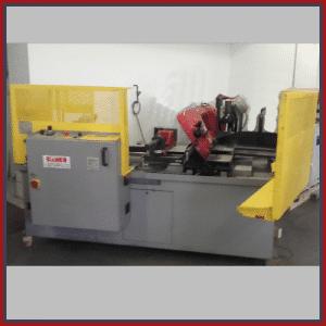 GEBRAUCHTMASCHINE / BIANCO Metallbandsäge MOD. 370 A DS CNC 1R. Erhältlich bei Ritke, dem Partner für maßgeschneiderte Sägelösungen aus Steinau.