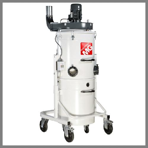 Leistungsstarke Absauganlage V-570-2.2 1400. . Erhältlich bei Ritke, dem Partner für maßgeschneiderte Sägelösungen aus Steinau.