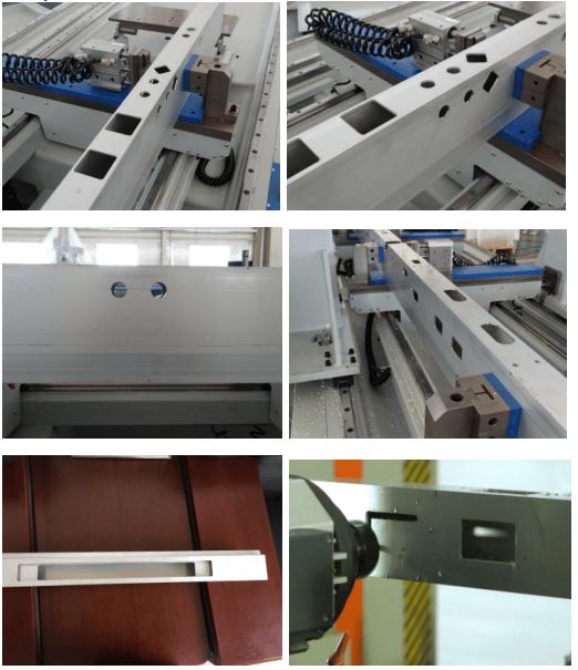 4-Achsen CNC Bearbeitungszentrum. Erhältlich bei Ritke, dem Partner für maßgeschneiderte Sägelösungen aus Steinau.