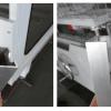 LJK-600 Aluminium Ausklinksäge. Erhältlich bei Ritke, dem Partner für maßgeschneiderte Sägelösungen aus Steinau.