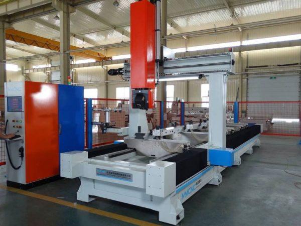 5-Achsen CNC Bearbeitungszentrum von Ritke