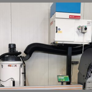 Absauganlage und Luftreiniger erhältlich bei Ritke Sägetechnik
