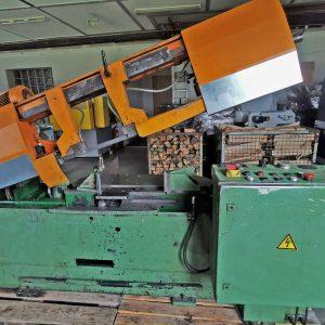 Kasto 260/400 U gebraucht bei Ritke Sägetechnik Steinau, Ansicht rechts